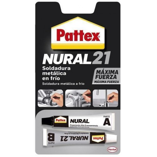 PEGAMENTO PATTEX NURAL-21  22ML.