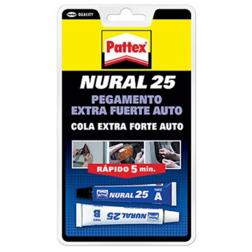 PEGAMENTO PATTEX NURAL-25  22ML.