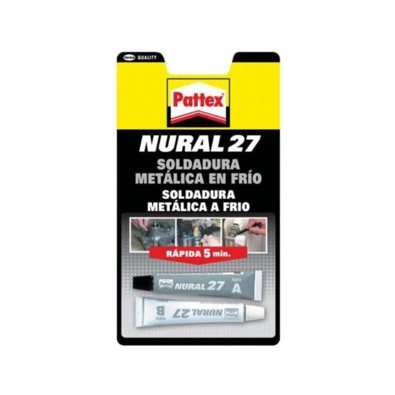 PEGAMENTO PATTEX NURAL-27  22ML.