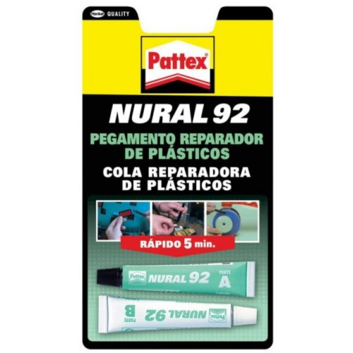 PEGAMENTO PATTEX NURAL-92  22ML.