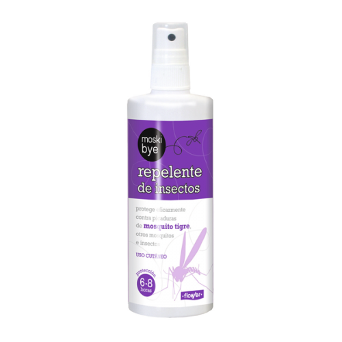 REPELENTE FLOWER INSECTOS 100 ML.